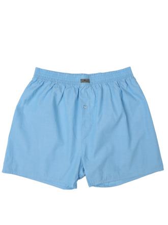 Comazo Unterwäsche, Boxer-Shorts für Knaben in aqua - Vorderansicht