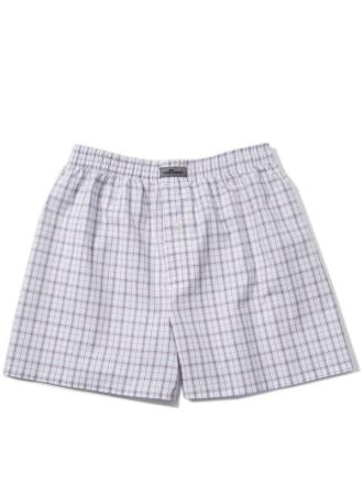 Comazo Unterwäsche, Boxer-Shorts für Knaben in weiss - Vorderansicht