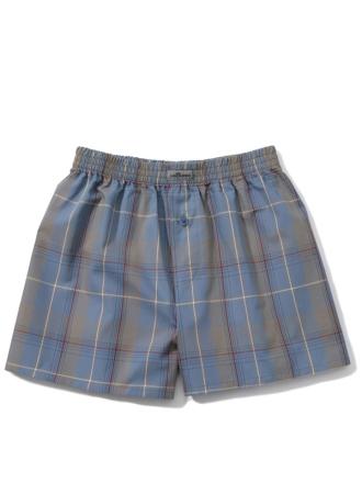 Comazo Unterwäsche, Boxer-Shorts für Knaben in eis - Vorderansicht