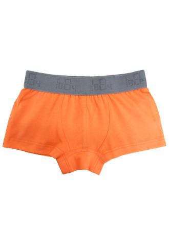 Comazo Lieblingswäsche, Biowäsche, Trunks für Jungen in koralle