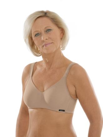Comazo Unterwäsche, Komfort-BH für Damen in skin - Vorderansicht