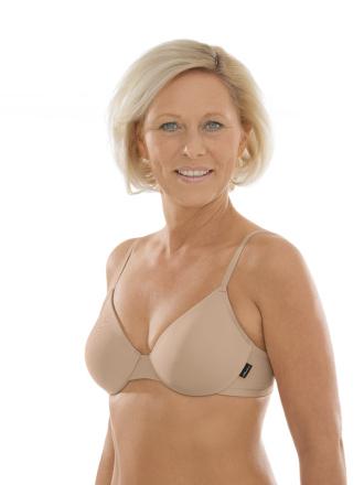Comazo Unterwäsche, Spacer-BH für Damen in skin - Vorderansicht