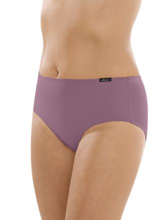 Comazo Unterwäsche, Komfort-Slip für Damen in mauve - Vorderansicht