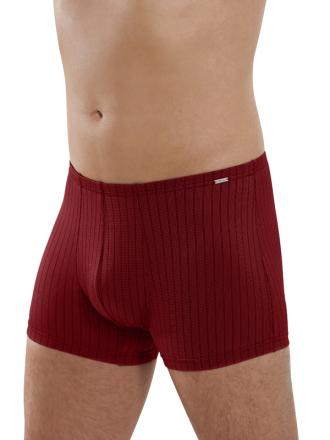 Comazo Unterwäsche, Pants in burgund - Vorderansicht
