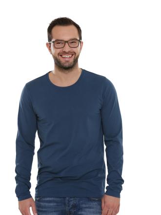 Comazo Lieblingswäsche Basic Shirt, nautic- Vorderansicht