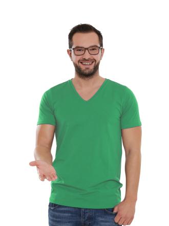 Comazo Lieblingswäsche Basic Shirt, pinie - Voderansicht