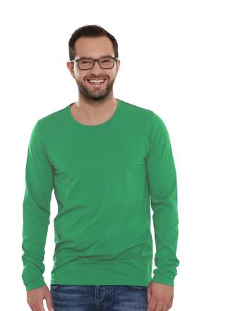 Comazo Lieblingswäsche Basic Shirt, pinie - Vorderansicht