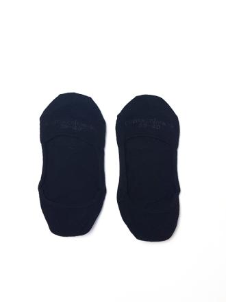 Comazo Unterwäsche Damen Füßlinge in schwarz