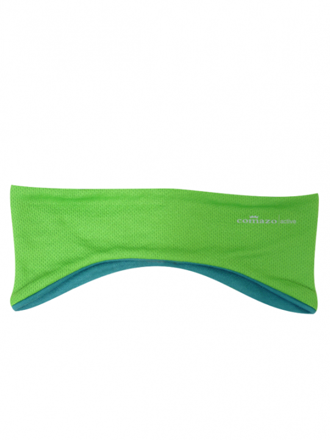 Comazo Funktionswäsche, Stirnband für Knaben in tiefseeblau - Detailansicht