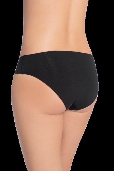 Comazo Biowäsche Unterwäsche Jazz-Pants in schwarz