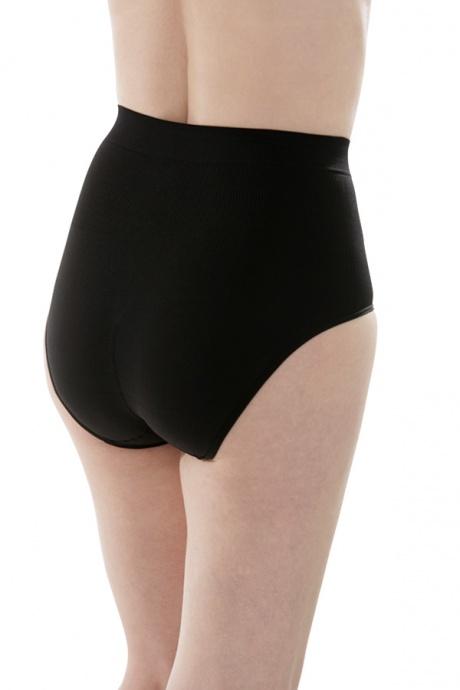 Comazo Shapewear, Slip figurformend für Damen, schwarz -Rückansicht