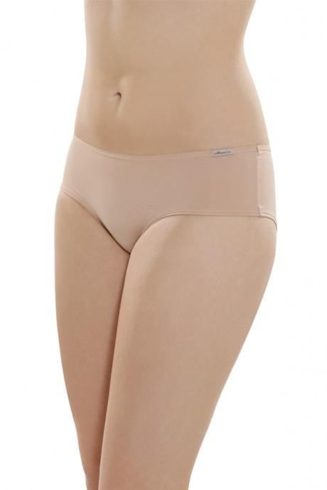 Comazo Unterwäsche, Brasilian-Slip für Damen in skin- Vorderansicht