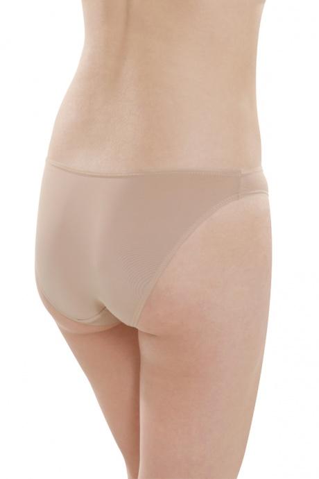 Comazo Unterwäsche, Mini-Slip für Damen in skin - Rückansicht