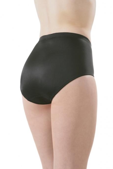 Comazo Shapewear, Miederhose für Damen, schwarz - Rückansicht