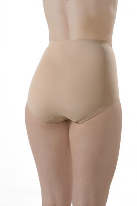 Comazo Shapewear, Miederhose hochtailliert für Damen, skin- Rückansicht