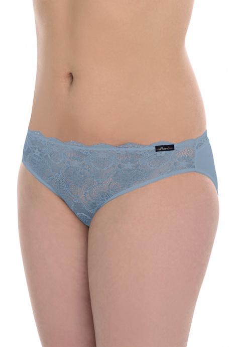 Comazo Lieblingswäsche, Rio-Slip für Damen in rauchblau