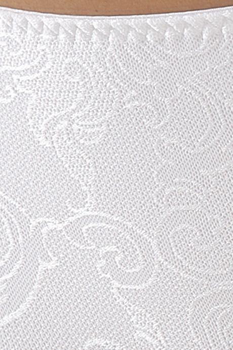 Comazo Unterwäsche, Taillen-Slip für Damen in weiss - Detailansicht