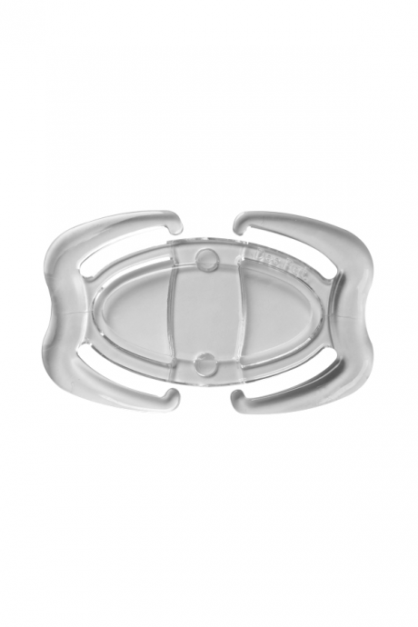 Comazo Lieblingswäsche Damen BH-Clip, transparent