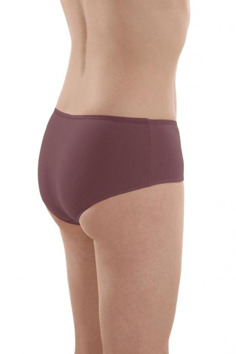 Comazo Biowäsche, Panty für Damen in beere - Rückansicht