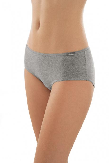 Comazo Lieblingswäsche Damen Panty in grau-melange