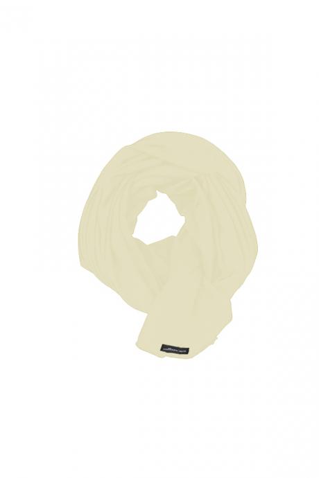 Comazo Biowäsche Schal für Damen in creme