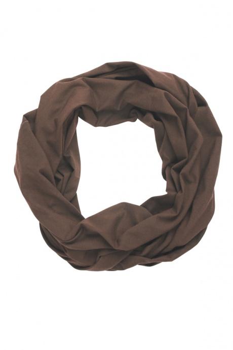 Comazo Biowäsche, Schal für Damen in earth - Vorderansicht