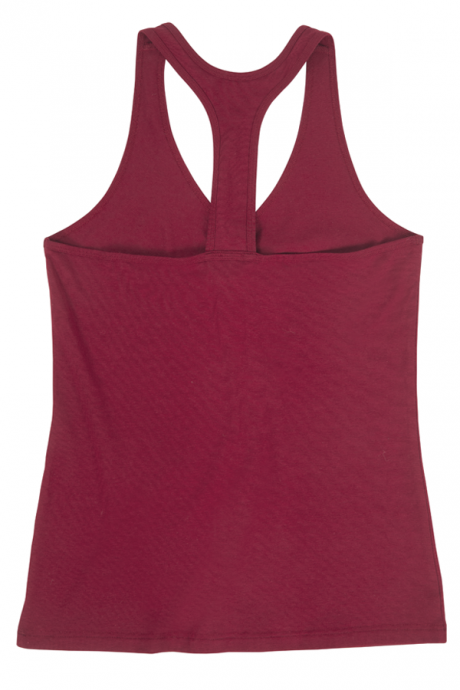 Top rot Yoga Bio organic cotton comazo
