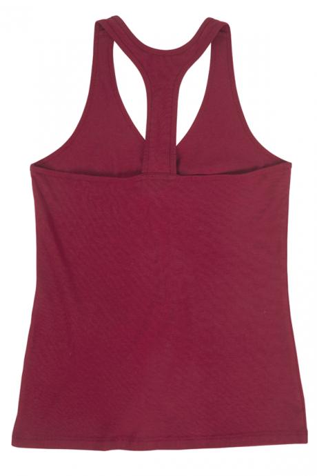 Top rot Yoga Bio organic cotton comazo