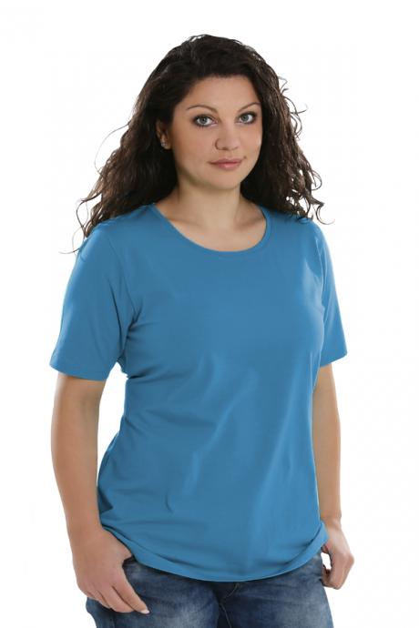 Comazo Lieblingswäsche, Basic Shirt für Damen in blue