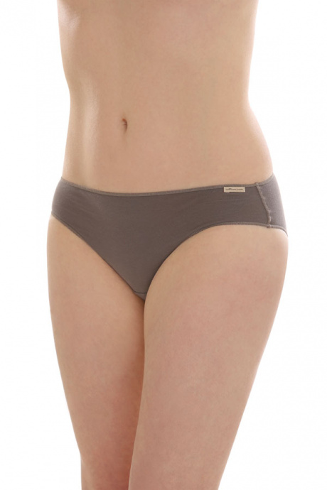 Comazo Biowäsche Damen Rio-Slip in earth