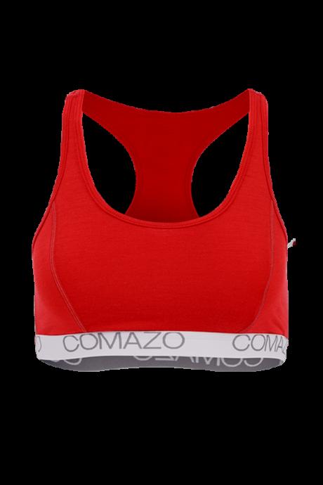 Comazo Lieblingswäschen Damen Bustier in granat