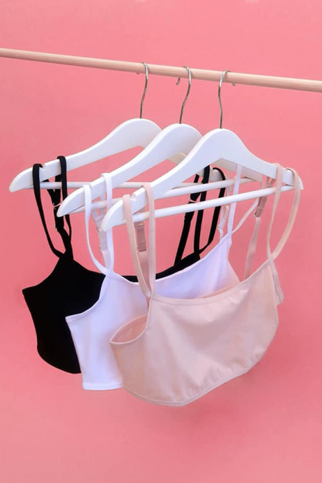 Comazo Biowäsche Damen Bustier in make-up