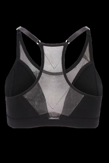 Unterwäsche Damen Biowäsche Bustier in schwarz