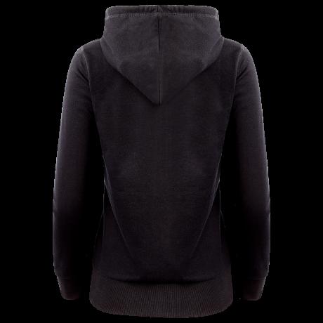 Unterwäsche Homewear Damen Jacke Kpauze schwarz