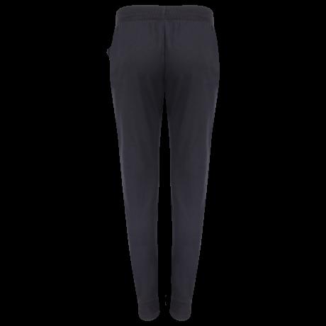 Homewear Damen Hose lang schwarz