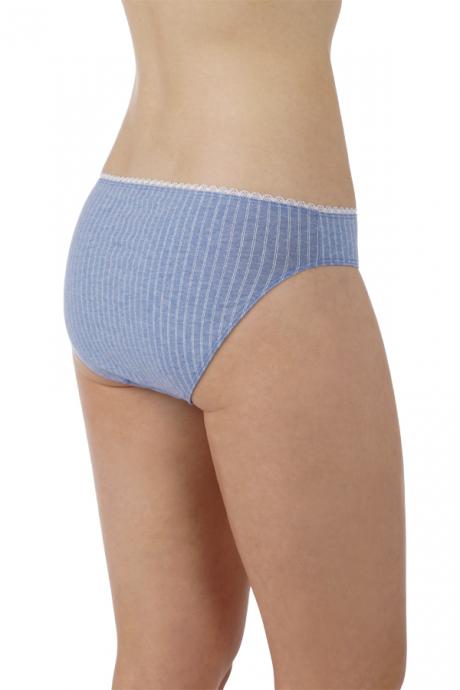 Comazo Lieblingswäsche Damen Jazz-Pants Slip in jeans