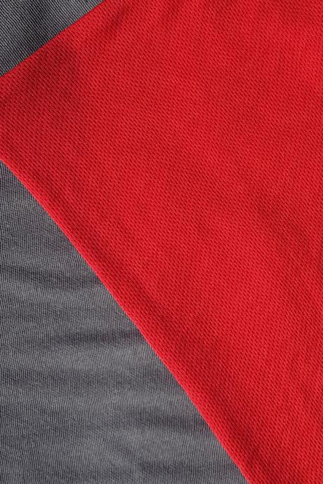 Comazo Funktionswäsche Schlauchschal für Damen in rot