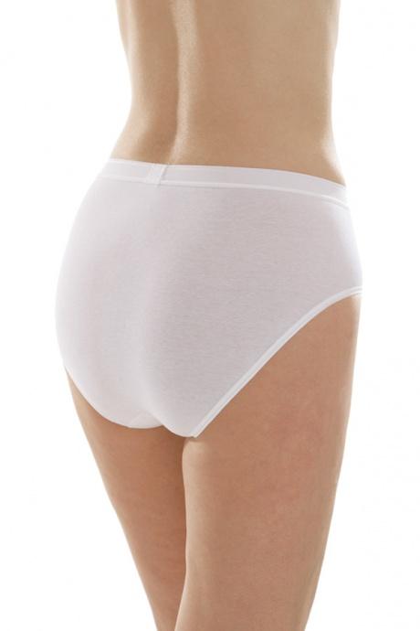 Comazo Unterwäsche, Slip für Damen in weiss -Rückansicht