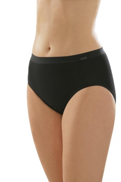 Comazo Unterwäsche, Slip für Damen in wschwarz - Vorderansicht