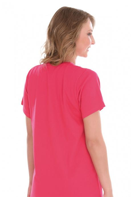 Comazo Lieblingwäsche, Sleepshirt für Damen in pink