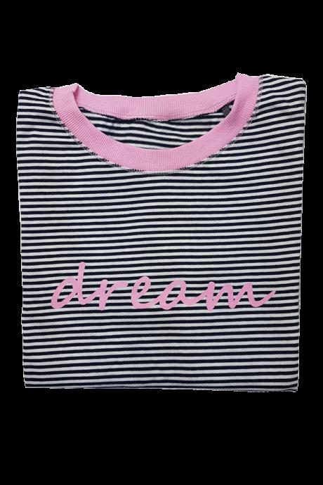 Comazo Lieblingswäsche Damen Sleepshirt in navy