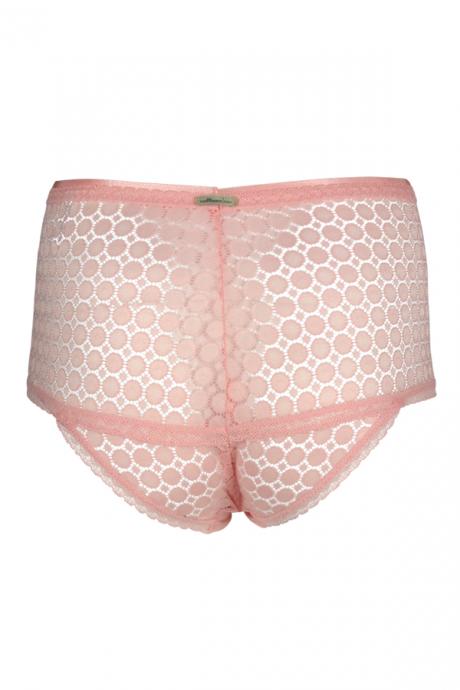 Comazo Lieblingswäsche Damen Taillen-Slip in creme