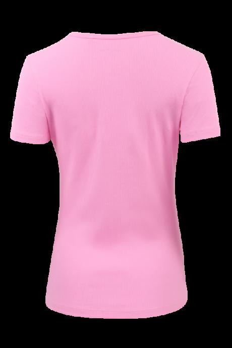Comazo Lieblingswäsche Damen Basic Shirt in rosa