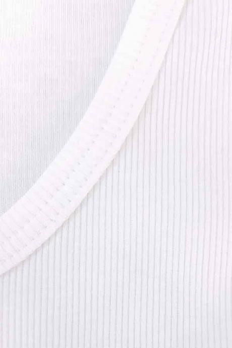 Comazo Lieblingswäsche Damen Basic Shirt in weiss