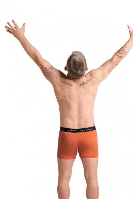 Comazo Lieblingswäsche Herren Pants in orange