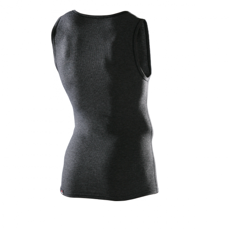 Funktionsshirt grau ohne Arm