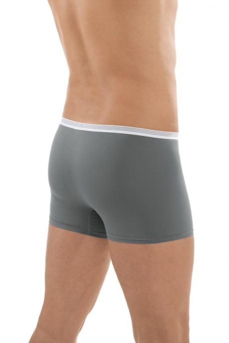 Comazo Unterwäsche, Pants in darkgrey - Rückansicht