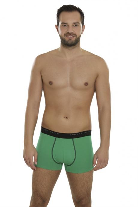 Comazo Biowäsche, Pants für Herren in grün - Gesamtansicht
