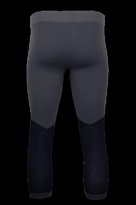 Comazo Lieblingswäsche Lange Unterhose für Herren in dark blue/grey