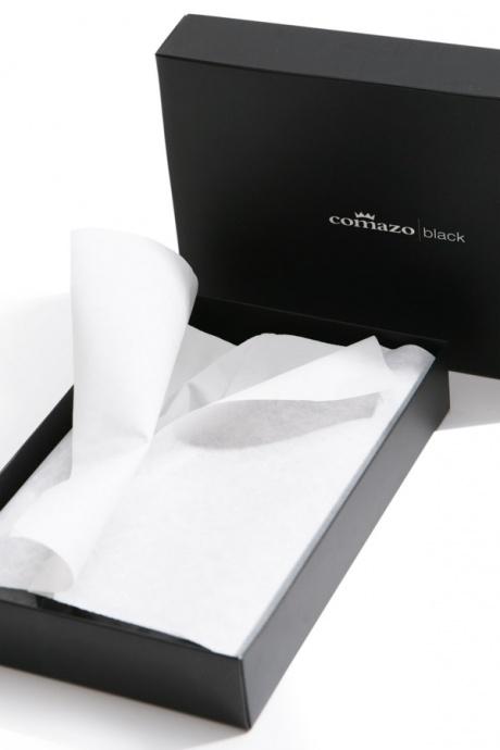 Comazo Unterwäsche, Shirt ohne Arm in weiss - edle Verpackung